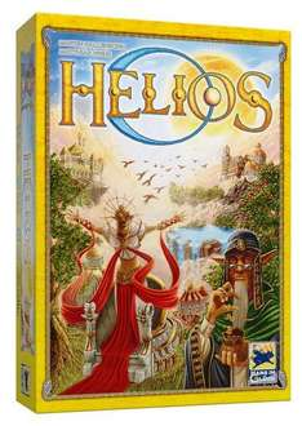 Brettspiel Helios (Hans im Glück) mit 13% Einführungsrabatt für 32,99 € (Neukunden mit GS: 27,99 € / eff. 26%) @Spiele-Offensive.de