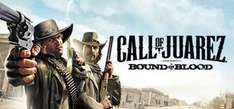 Call of Juarez: Bound in Blood [Steam]  (abgelaufen)