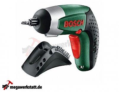 [Lokal Minden-Hannover] Edeka Treueaktion - Bosch Produkte (Grüne Serie) günstiger - IXO IV für 29,95€