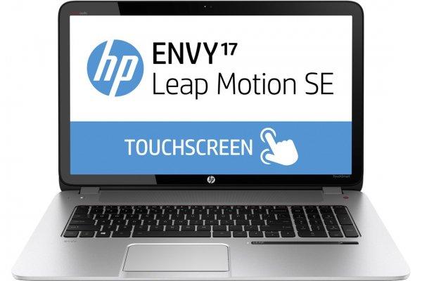 HP ENVY 17-j115eg TouchSmart Leap Motion™ Notebook