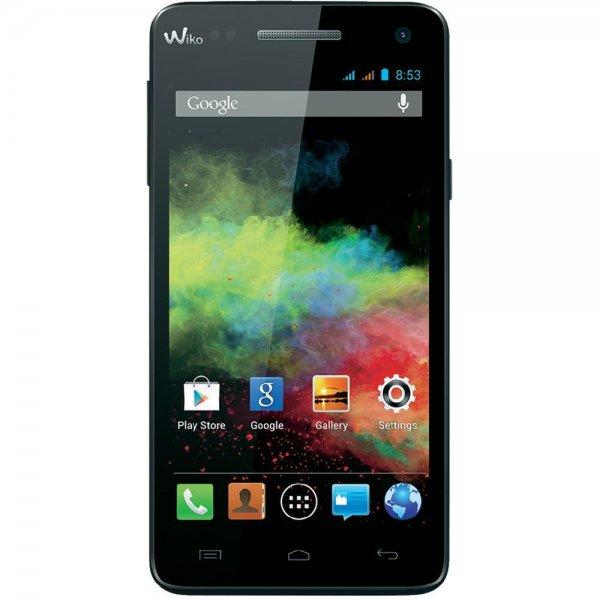 Wiko Rainbow Dual Sim Smartphone (12.7 cm (5 Zoll) Display 8 Mio.Pixel Kamera für 154€ bei Conrad