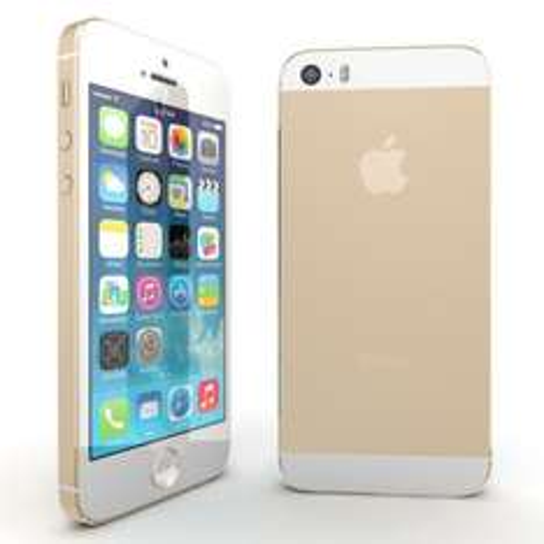 Apple iPhone 5s 16GB iPhone 5 s Smartphone 8 Megapixel Kamera Handy iOS7, Gold