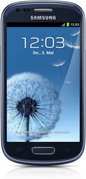 [LOKAL - 25 Jahre MediaMarkt Osnabrück/Belm] Samsung Galaxy S3 Mini Blau 8GB - 129€