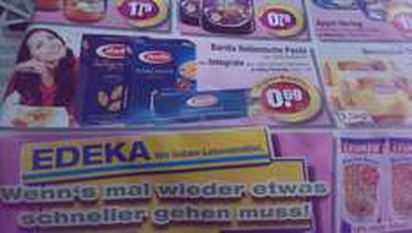 500 Gr. Barilla integrale bei edeka