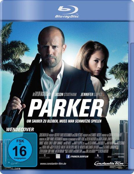 [amazon.de] Parker [Blu-ray]  für 6,73 € (Prime oder Hermes)