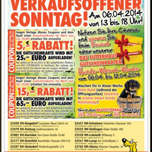 Fressnapf 65€/25€ Gutschein Für 50€/20€