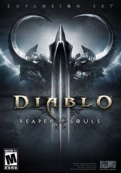 Diablo 3: Reaper of Souls EU Key