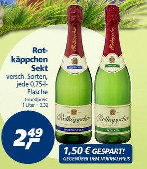 [Lokal Real] Rotkäppchen Sekt für 2,49€ in Berlin