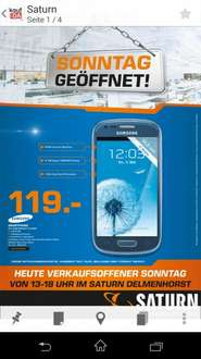 [Saturn Delmenhorst] Samsung Galaxy S3 mini
