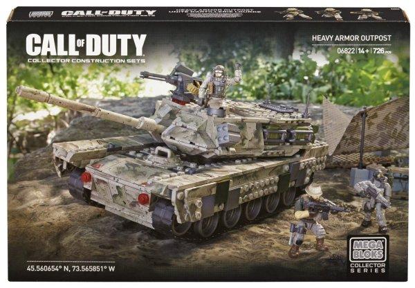 [Toys'R'Us] Mega Bloks 06822U - Call Of Duty Heavy Armor Outpost  für 59,98€