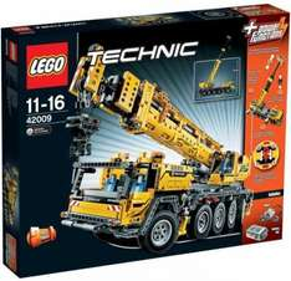 LEGO Technic Mobiler Schwerlastkran 42009 @ Galeria Kaufhof