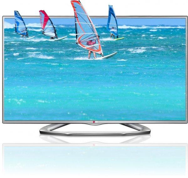 [lokal MediaMarkt Paderborn] LG 47LA6136 119 cm (47 Zoll) Cinema 3D LED-Backlight-Fernseher, EEK A+ (Full HD, 100Hz MCI, DVB-T/C/S, HDMI, USB)