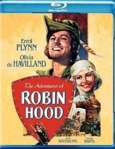 @Ebay: The Adventures Of Robin Hood [Blu-Ray] (US regionfree) für 8,88€ inkl. Vsk.