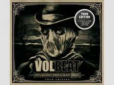 Volbeat - Outlaw Gentlemen&Shady Ladies (Limited Tour Edition) [CD+DVD] 5,99€ @Saturn