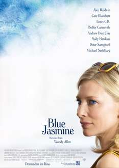 [Amazon Prime/Hermes] Blue Jasmine DVD 5,97€, Blu-Ray 8,97 €