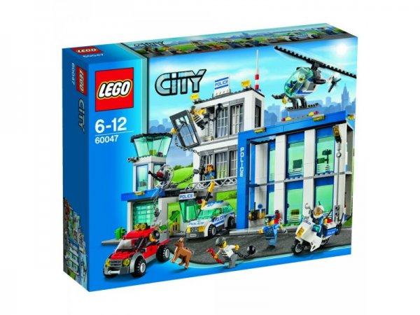 LEGO City 60047 Ausbruch aus der Polizeistation für 62€ bei Spielemax.de