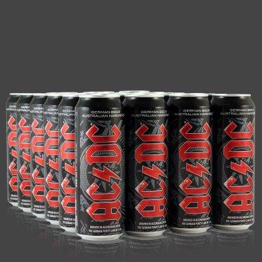 AC/DC Premium Beer 24x0,568L (5% Vol.) für nur 19,80 € anstatt 36,80 €