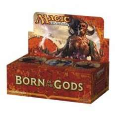 Magic the Gathering Booster Display (Born of the Gods) für 66,66€ (+ etvl. 4,50€ Versand)