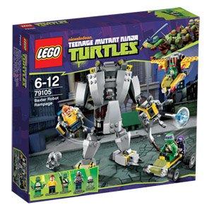 Lego Teenage Mutant Ninja Turtles - Baxter Robot Rampage (79105)