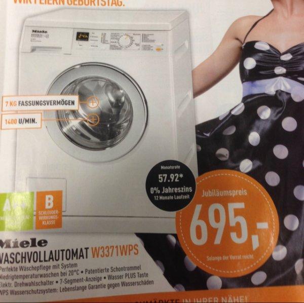Waschmaschine Miele W 3371 WPS Edition 111
