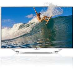 amazon.de LG 47LA7408 119 cm (47 Zoll) Cinema 3D LED-Backlight-Fernseher, EEK A+ (Full HD, 800Hz MCI, WLAN, DVB-T/C/S, Smart TV)