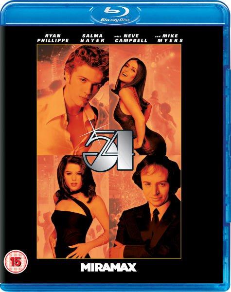 Blu-ray - Studio 54 für €7,24 [@Zavvi.com]