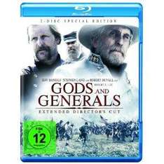 Gods and Generals - Extended Cut [Blu-ray] [Director's Cut] [Special Edition] @ Amazon.de