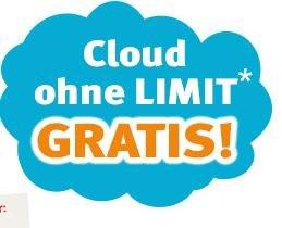 Fast unbegrenzte Cloud bei Mail.de