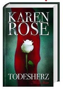 Todesherz: Thriller (Buch) von Karen Rose für 4,99€ @Weltbild