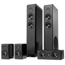 Audio Pro Avanto 5.0 HTS Heimkino-Lautsprechersystem schwarz für 400€ @Cyberport Filiale