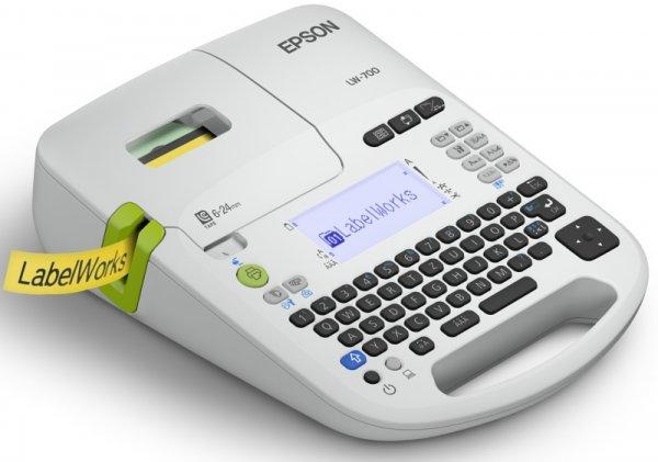 Epson LabelWorks LW-700 Etikettendrucker für 61,98 EUR @meinpaket.de