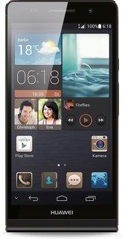 Huawei Ascend P6 Schwarz für 204€ @Smartkauf