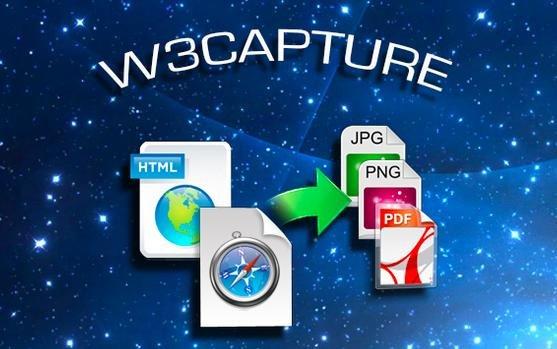 W3CAPTURE (Mac) Kostenlos @Stacksocial