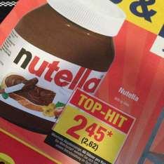 Nutella 800g - Metro am 12.04.2014