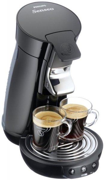 [Lokal MM Ettlinger Tor Karlsruhe] Senseo Viva Café Kaffeepadmaschine Philips HD7825