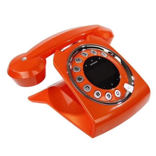 """Grundig™ - DECT-Schnurlostelefon """"Sixty"""" (CLIP,Anrufbeantworter,Freisprecheinrichtung) für €49,95 [@GetGoods.de]"""