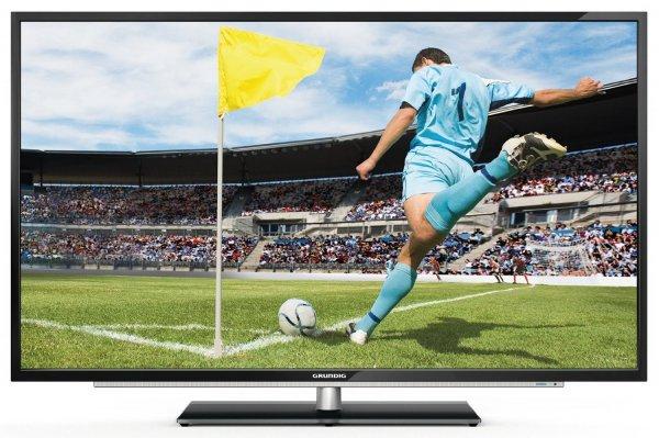 Grundig 55 VLE 922 BL 139.7 cm (55 Zoll) 3D LED-Backlight-Fernseher