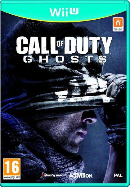 Nintendo Wii U - Call of Duty: Ghosts für €25,71 [@Amazon.co.uk]