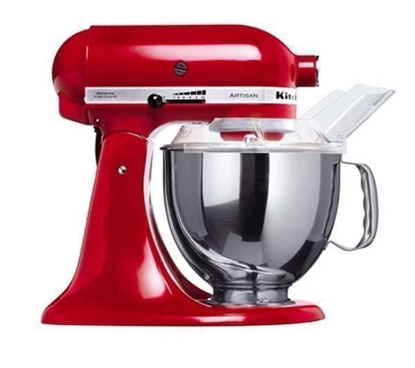 KitchenAid Artisan Rot deutlich unter €400