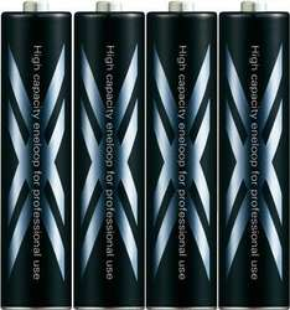 Sanyo eneloop XX AAA micro Akku 4er-Blister für 10,99 +evtl. 3,- falls kein Prime