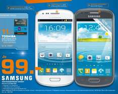 Samsung Galaxy S3 Mini für 99€ Lokal [Saturn Bad Homburg]