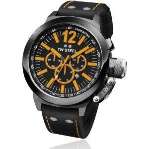 Amazon Blitzangebote TW-Steel Armbanduhr CEO Canteen TWCE1030 für 179,99