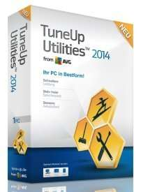 TuneUp Utilities 2014 50% günstiger