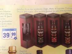 lokal EDEKA Nord (Hamburg) Glenfiddich Explorers Collection Single Malt Whisky