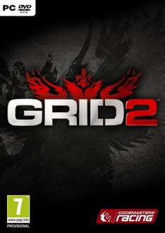 Grid 2 Reloaded [STEAM] £9.59 @gamefly
