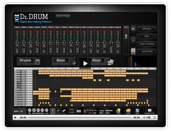 90% Rabatt auf Professionelle DJ Beat und Musiksoftware