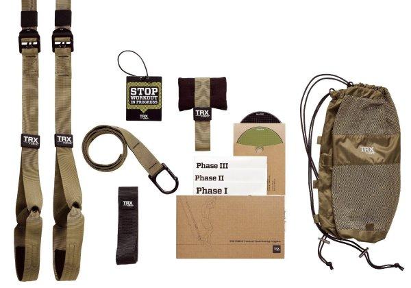[Blitzangebot]TRX Force Kit Tactical Suspension Trainer inkl. TRX Force Super App - 20% unter Idealo-Bestpreis@amazon