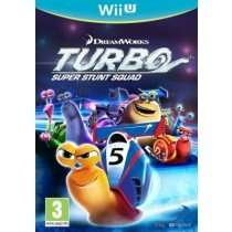 Turbo: Die Super-Stunt-Gang (Wii U) für 9€ @TheGameCollection