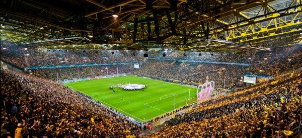 19,09% Rabatt auf Fanartikel im Westfalenstadion