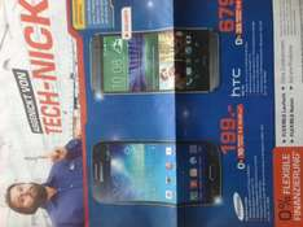 lokal Saturn Berlin Samsung S 4 mini 199 €